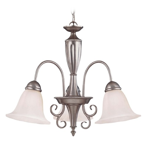 Savoy House Savoy House Pewter Chandelier KP-1-5002-3-69