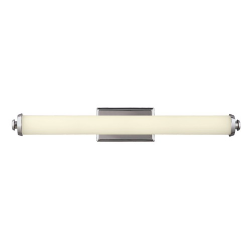 Feiss Lighting Edgebrook Polished Nickel LED Bathroom Light - Vertical or Horizontal Mounting WB1751PN