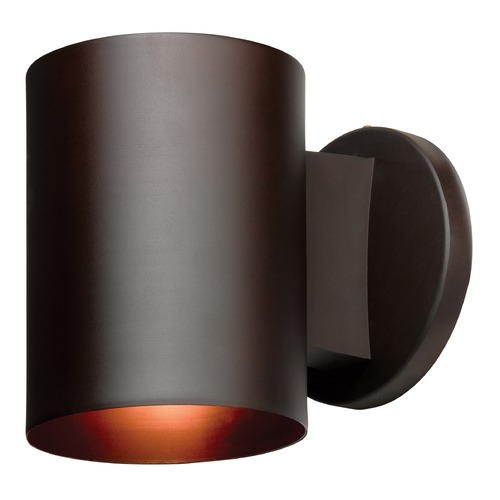 Access Lighting Access Lighting Poseidon Bronze Outdoor Wall Light 20363-BRZ