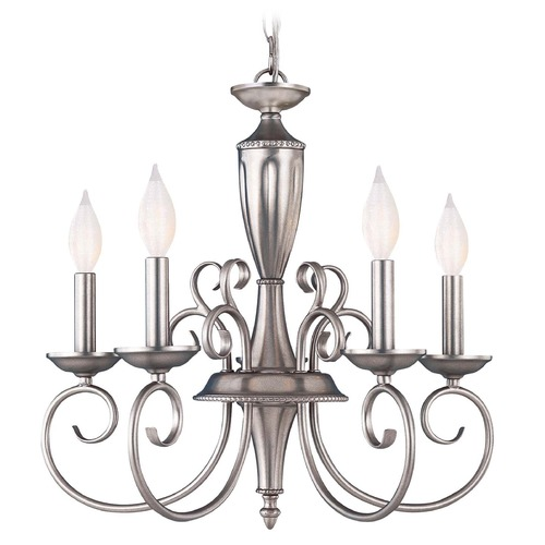 Savoy House Savoy House Pewter Mini-Chandelier KP-1-5005-5-69