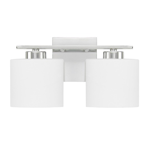 Capital Lighting Capital Lighting Steele Chrome Bathroom Light 8492CH-103