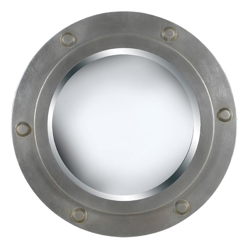 Kenroy Home Lighting Portside Round 24-Inch Mirror 60050