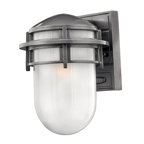 Hinkley Lighting 10-3/4-Inch Tall Outdoor Wall Light 1950HE