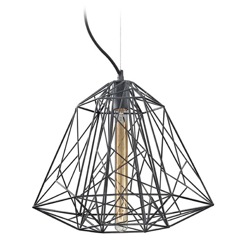 Elk Lighting Elk Lighting Geoweb Urban Concrete Pendant Light 14270/1