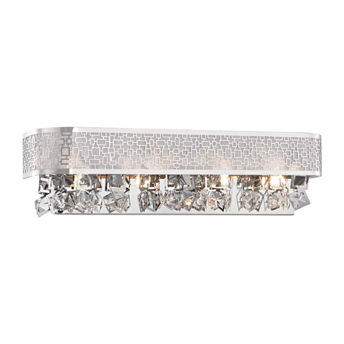 Elk Lighting Elk Lighting Nashua Polished Chrome Bathroom Light 18514/4
