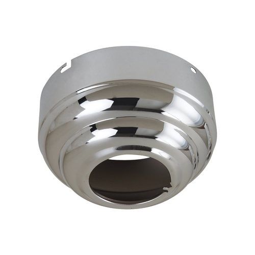 Sea Gull Lighting Ceiling Adaptor in Chrome Finish 1630-05