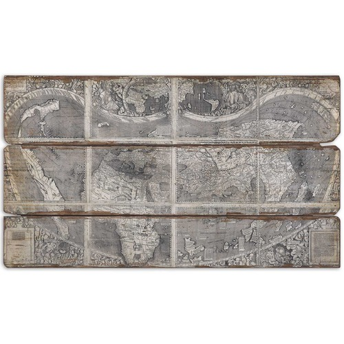 Uttermost Lighting Uttermost Map Of The City Modern Art 32524