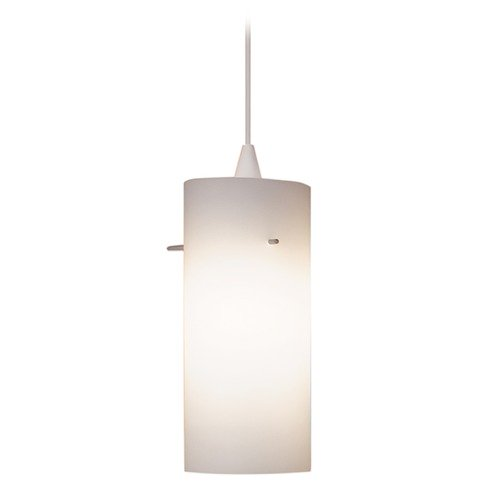 WAC Lighting WAC Lighting Contemporary Collection White Track Pendant LTK-F4-454WT/WT