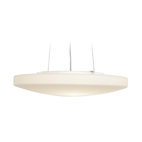 Access Lighting Access Lighting Orion Brushed Steel LED Pendant Light 50163LEDD-BS/OPL