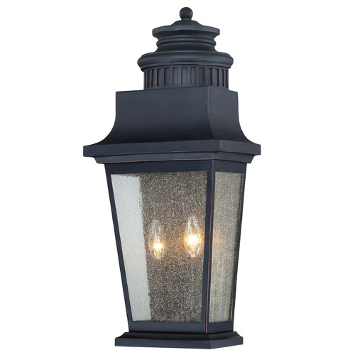 Savoy House Savoy House Slate Outdoor Wall Light 5-3553-25