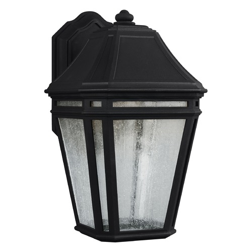 Feiss Lighting Feiss Lighting Londontowne Black LED Outdoor Wall Light OL11301BK-LED