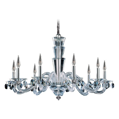 Allegri Lighting Fanshawe 9 Light Crystal Chandelier 11529-010-FR001