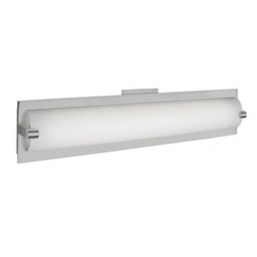 Kuzco Lighting Brushed Nickel LED Bathroom Light by Kuzco Lighting VL0118-BN