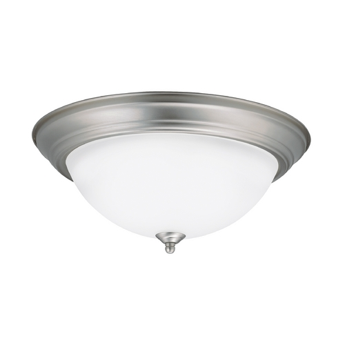 Kichler Lighting Kichler Lighting Brushed Nickel LED Flushmount Light 8116NILED