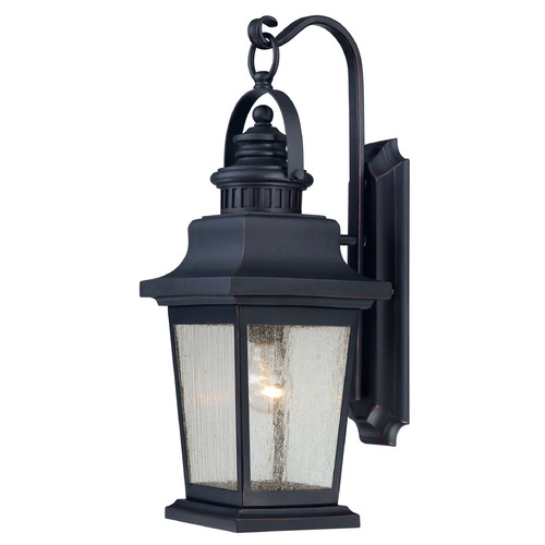 Savoy House Savoy House Slate Outdoor Wall Light 5-3554-25