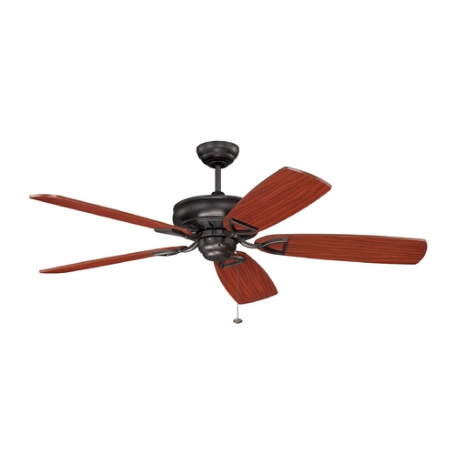 Ellington Fans Ceiling Fan Without Light in Aged Bronze Finish SUA56ABZ5