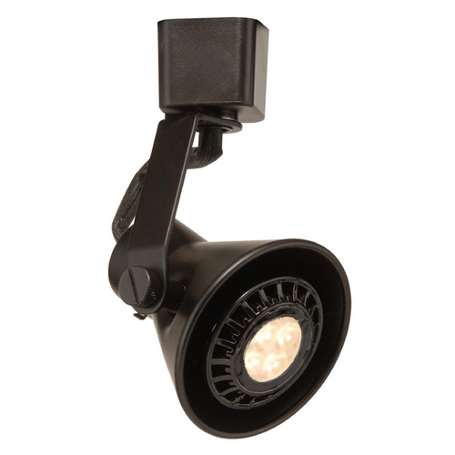 WAC Lighting Wac Lighting Black LED Track Light Head JTK-103LED-BK
