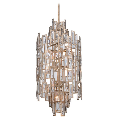 Metropolitan Lighting Metropolitan Bel Mondo Luxor Gold Pendant Light N6673-274