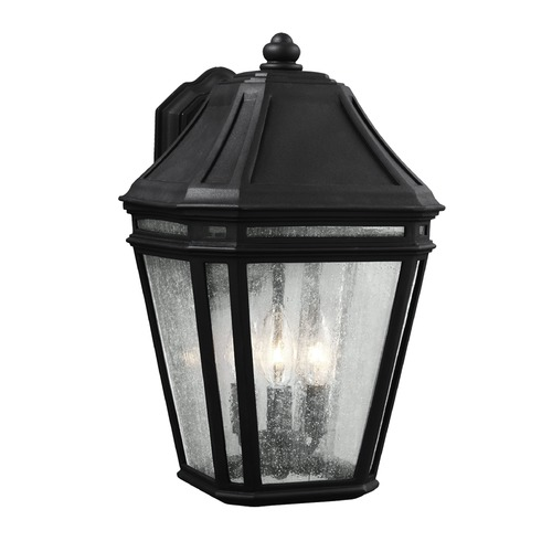 Feiss Lighting Feiss Lighting Londontowne Black Outdoor Wall Light OL11302BK