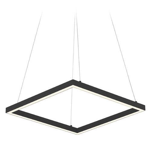 Kuzco Lighting Kuzco Lighting Piazza Black LED Pendant Light PD85118-BK