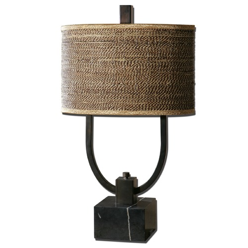 Uttermost Lighting Uttermost Stabina Metal Table Lamp 26541-1