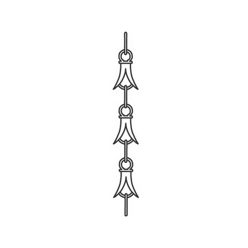Sea Gull Lighting Chain in Regal Bronze Finish 9114-758