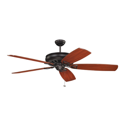 Ellington Fans Ceiling Fan Without Light in Aged Bronze Finish SUA62ABZ5