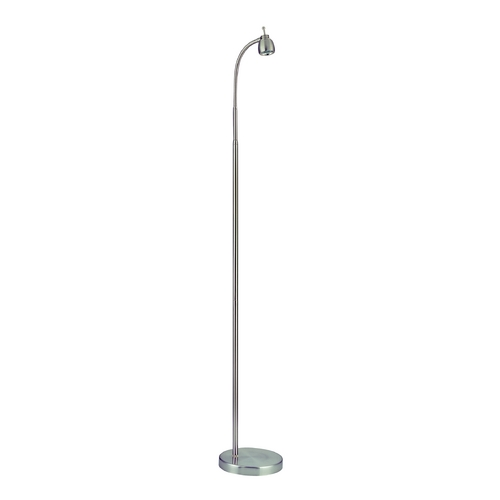 LEDs by ZEPPELIN Adjustable LED Reading Floor Lamp 823-09