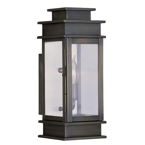 Livex Lighting Livex Lighting Princeton Vintage Pewter Outdoor Wall Light 2013-29
