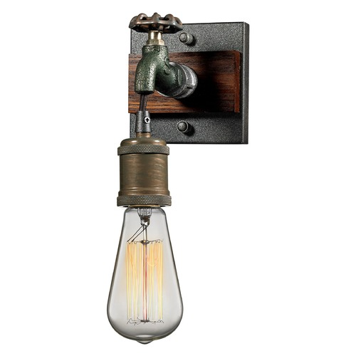 Elk Lighting Elk Lighting Jonas Multi-Tone Weathered Sconce 14280/1