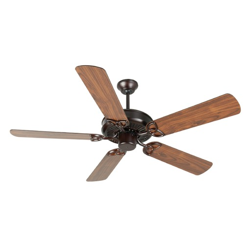 Craftmade Lighting Craftmade Lighting Cxl Oiled Bronze Ceiling Fan Without Light K10678