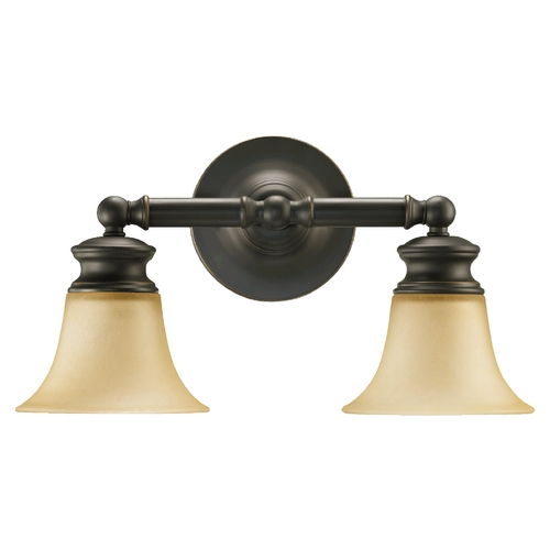 Quorum Lighting Quorum Lighting Madison Old World Bathroom Light 5474-2-95