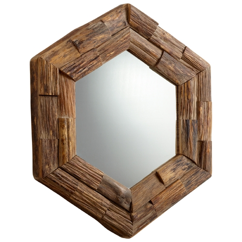 Cyan Design Hexagon Frontier 32-Inch Mirror 06150