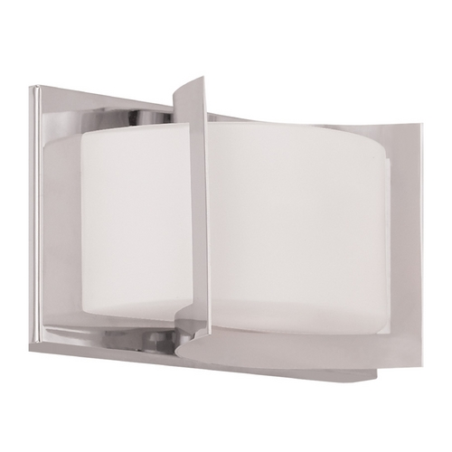 Livex Lighting Livex Lighting Wave Chrome Sconce 1611-05