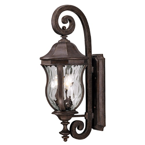 Savoy House Savoy House Walnut Patina Outdoor Wall Light KP-5-300-40