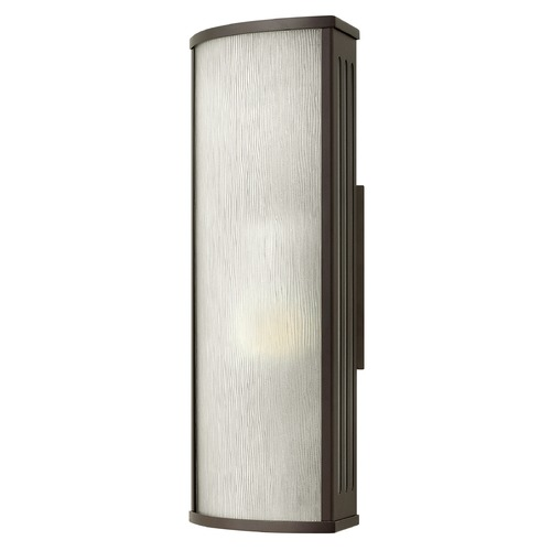 Hinkley Lighting Hinkley Lighting District Bronze LED Outdoor Wall Light 2114BZ-LED