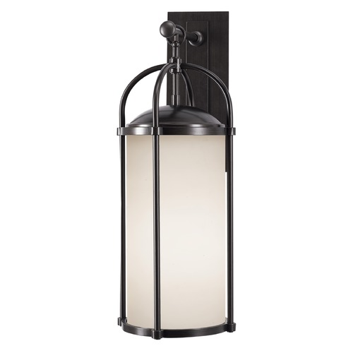 Feiss Lighting Feiss Lighting Dakota Espresso LED Outdoor Wall Light OL7602ES-LED