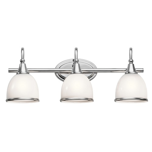 Kichler Lighting Kichler Lighting Rory Chrome LED Bathroom Light 45673CHL16