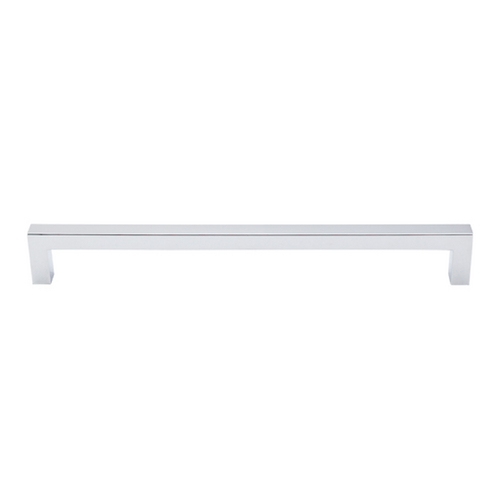 Top Knobs Hardware Modern Cabinet Pull in Polished Chrome Finish M1154