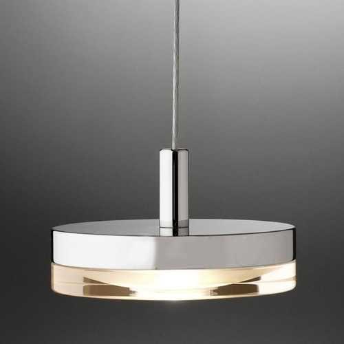 Holtkoetter Lighting Holtkoetter Lighting Lichtstar System Chrome LED Mini-Pendant Light C8110 R9731 CH