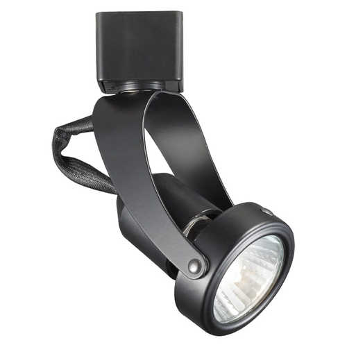 WAC Lighting Wac Lighting Black Track Light Head JTK-104-BK