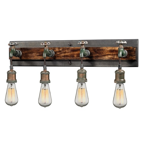 Elk Lighting Elk Lighting Jonas Multi-Tone Weathered Sconce 14283/4