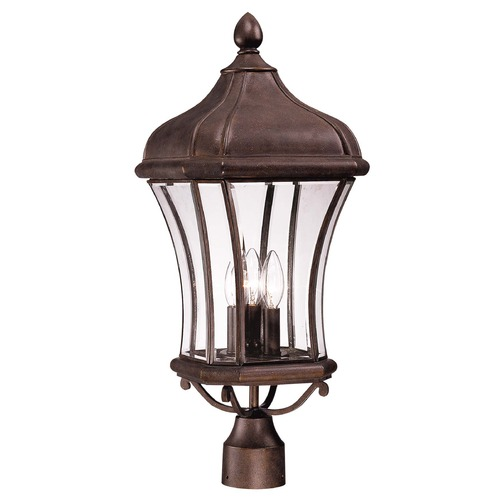 Savoy House Savoy House Walnut Patina Post Light 5-3805-40