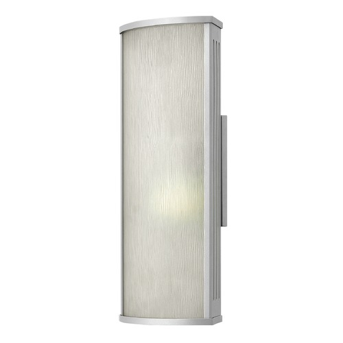 Hinkley Lighting Hinkley Lighting District Titanium LED Outdoor Wall Light 2114TT-LED