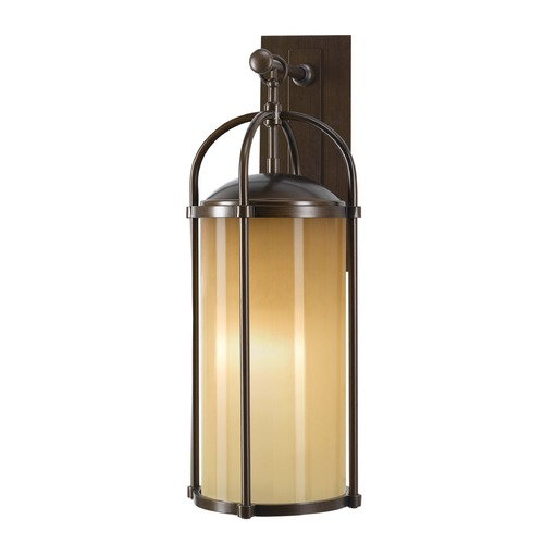Feiss Lighting Feiss Lighting Dakota Heritage Bronze LED Outdoor Wall Light OL7602HTBZ-LED
