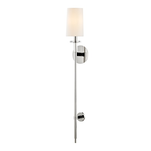 Hudson Valley Lighting Hudson Valley Lighting Serena Polished Nickel Sconce 8536-PN