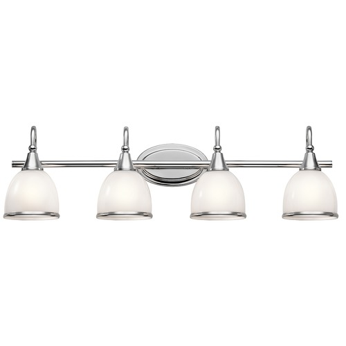 Kichler Lighting Kichler Lighting Rory Chrome Bathroom Light 45674CH