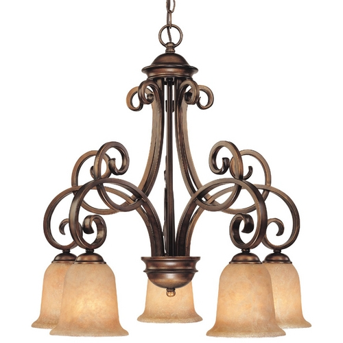 Dolan Designs Lighting Five-Light Chandelier 2099-133