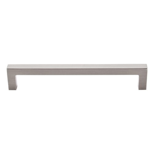 Top Knobs Hardware Modern Cabinet Pull in Brushed Satin Nickel Finish M1155