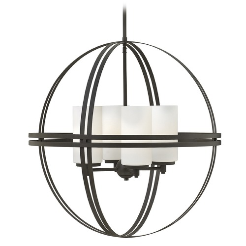 Hinkley Lighting Hinkley Lighting Atrium Bronze Chandelier 3275BZ